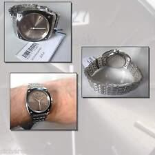 Misaki Unisex Armbanduhr (DAU/HAU) #MC98-S Massiv Edelstahlarmband, gehobene Qua