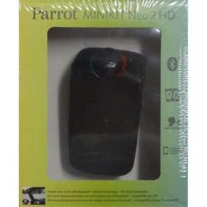 Parrot Minikit Neo2 HD schwarz Bluetooth Freisprecheinrichtung PF420104AA
