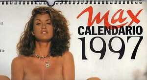 @ Calendario Top Model Max 1997 Campbell-Schiffer-Crawford-Herzigova-Zadrick
