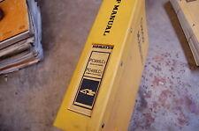 KOMATSU PC300KC PC400LC-5 Excavator Trackhoe Service Repair Manual shop overhaul