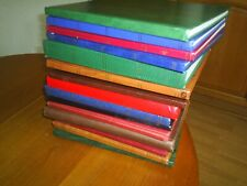 JOB LOT OF 16 USED STOCKBOOKS.  (NO STAMPS) UK DELIVERY ONLY.