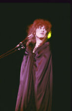 Stevie Nicks Fleetwood Mac Enigmatic Concert Photo Original 35mm Transparency