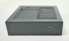 Aopen DE3100 PC Mini USFF HDD SSD 64GB Intel Atom D2550 1,86GHz LAN HDMI 2GB RAM