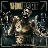 VOLBEAT Seal The Deal & Let's Boogie CD Album  NEU