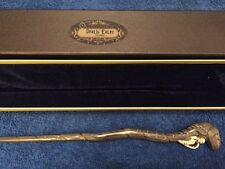 "Death Eater Snake Wand 13"", Harry Potter, Ollivander's, Noble, Wizarding World"