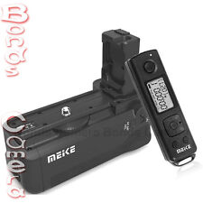 Meike MK-AR7 Battery Grip 2.4G Wireless Remote for Sony E NEX A7 A7R A7S VG-C1EM