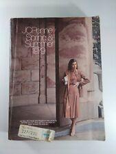 JCPenney Catalog Vtg 1979 Rare Fashion Nike Atari Disco Electronics