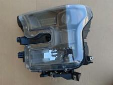 OEM 17-18 Ford F150 Raptor LH Left Driver Side HID Headlight Black HL3V-13006 EF