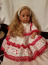 """PAT SECRIST DOLL CO 1995 """"Baby Face"""" 20 TALL"""