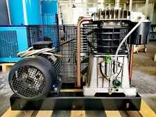 Compressore aria a pistoni Fiac AB-851 Fiac 380V 7,5 HP Bistadio su base USATO