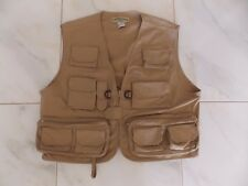 Wilderness Pro Vest - Hunting Fishing Hiking Photography - Size Adult L