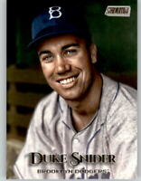 2019 Topps Stadium Club DUKE SNIDER Base Card #250 Dodgers