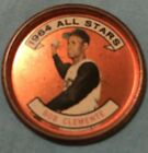 Roberto Bob Clemente 1964 Topps All Star Metal Coin #150 Pittsburgh Pirates