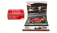 Brumm as59b FERRARI 312 T4 ZANDVOORT DUTCH GP 1979-GILLES VILLENEUVE 1 / 43