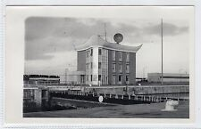 Photograph of Control Building, Leith Docks 1981 (C3416).