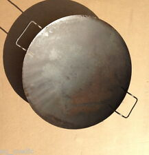 "22"" Cooking Disc Blade Discada High Heat Cooking Skillet, Disc BBQ, Cowboy Wok"