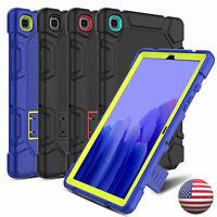 For Samsung Galaxy Tab A7 / E 8.0/9.6 / Tab A 8.4/10.1 Kickstand TPU Case Cover