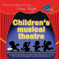 Childrens Musical Theatre wake up and wind down to 16 songs from musicals for