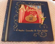 Disney Cast Member Exclusive The Magic Begins With Me Keepsake 1st Edition w/DJ