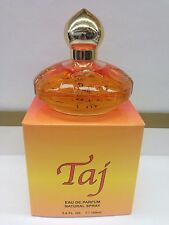 BEST FRAGRANCE PERFUME FOR WOMEN TAJ 100ML 3.4 FL OZ EDP SPRAY