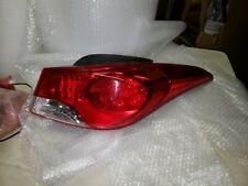 2011 2012 2013 Hyundai Elantra Sedan OEM Tail Light Right Passenger RH 92402-3X0
