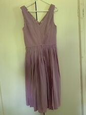 Boden Lilac Dress Prom Bridesmaid Size 10L
