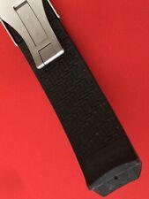 x TISSOT T-Touch, Rubber Stainless Steel bracelet - 20mm, r71-19