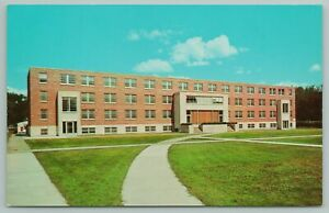 La Crosse Wisconsin~Wilder Hall La Crosse State College~Vintage Postcard
