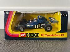 LOT-10: 1974 CORGI / METTOY F1 ELF TYRRELL-FORD RACING CAR,UNPLAYED