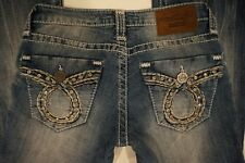 BIG STAR LIV 26 x 30.5 LOW RISE FIT BOOT CUT VINTAGE COLLECTION JEANS 26R NWOT