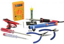 Mercury 749.300 Juego de herramientas eléctricas Multímetro solding Hierro Desarmadores Pinzas