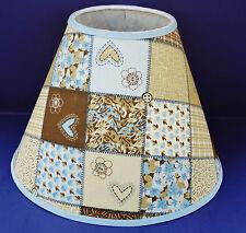 Blue Heart Lampshade Hearts Handmade Lamp Shade
