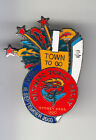 RARE BIG PINS PIN'S 3D .. OLYMPIQUE OLYMPIC SYDNEY 2000 TORCHE TORCH 15 ~13