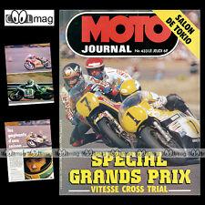 MOTO JOURNAL N°433 HONDA CR 125 MAICHEL FRUTSCHI ROLF BILAND CHRISTIAN SARRON 79