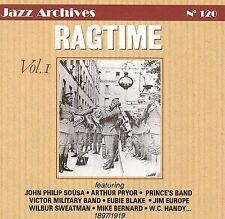 ~COVER ART MISSING~ Sousa, Pryor, Prince's Band, Vic CD Ragtime Vol. 1 1897/1919