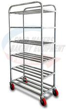 Aluminum Platter Rack 6 Shelves