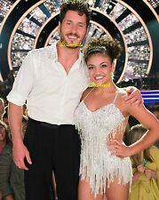 Laurie Hernandez & Valentin Chmerkovskiy picture #3980  Dancing With The Stars