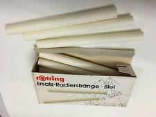 ROTRING ERASER- Rubber Refill. For Pencils Pk 10  Art.55111O