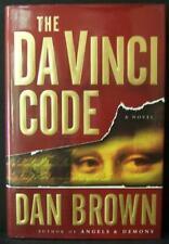 The Da Vinci Code, Dan Brown, Hardcover Dust Jacket, Euc