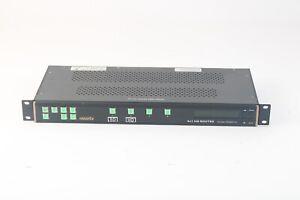 Evertz X-0401H 4x1 HD HDTV Video Router