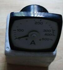 Crompton 0-500A Ammeter