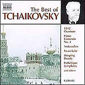 The Best of Tchaikovsky, , Audio CD, Acceptable, FREE & FAST Delivery