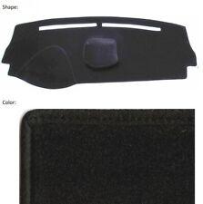 black carpet dash cover custom fit suzuki aerio 2005 - 2007 dashboard  50-02in01