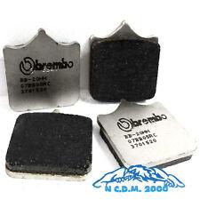PLAQUETTES DE FREIN AVANT BREMBO CARBONE SHERCO 4.5i 4T SUPERMOTARD 450 07 2008