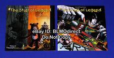 2009 The Stuff Of Legend 1 & 2 Full & Complete Run 1st Prints Third World Movie