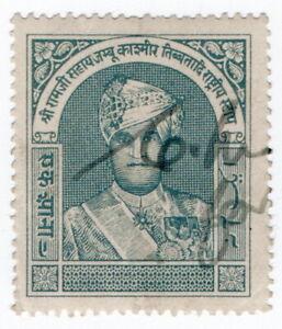 (I.B) India (Princely States) Revenue : Jammu & Kashmir Duty 2a