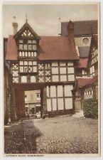 Shropshire postcard - Gateway House, Shrewsbury