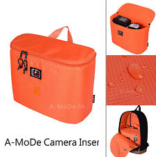 Camera Insert SLR Partition Inner Padded Protector Case for Canon Nikon FS