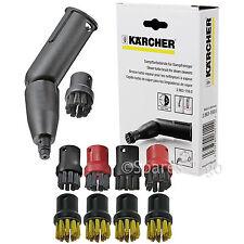 KARCHER SC1 SC2 SC3 SC4 SC5 Steam Cleaner Turbo Brush Nozzle 9 Brushes 28631590