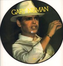 "Gary Numan(12"" Vinyl Picture Disc)Limited Edition Interview-Tell Tale-G-NM+"